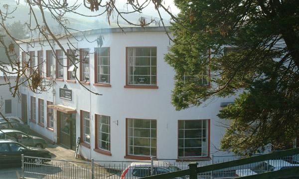 Studio Donegal Building